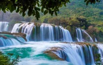 vodopády v Dalat