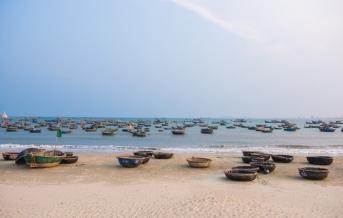 Danang - prístavné mesto
