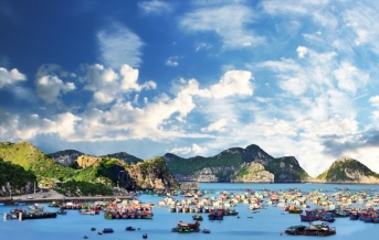 Zátoka Halong - Siedmy div sveta