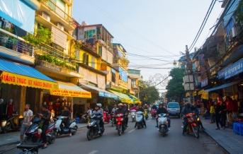 Hanoj - hlavné mesto Vietnamu