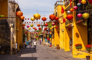 Hoi An - historická perla Vietnamu