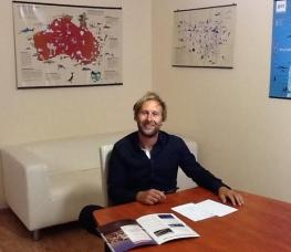 Marcel Žitník - rozvoj spoločnosti, tour operátorská a sprievodcovská činnosť v Austrálii