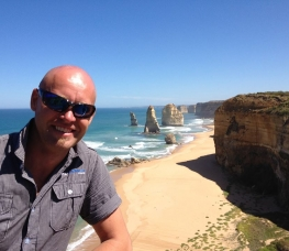 Marek Wachtl - sprievodcovská a touroperátorská činnosť, Austrália
