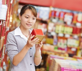 Nakupovanie vo Vietname