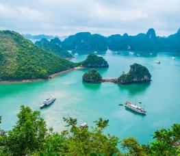 Kedy ísť  do Vietnamu Halong Bay