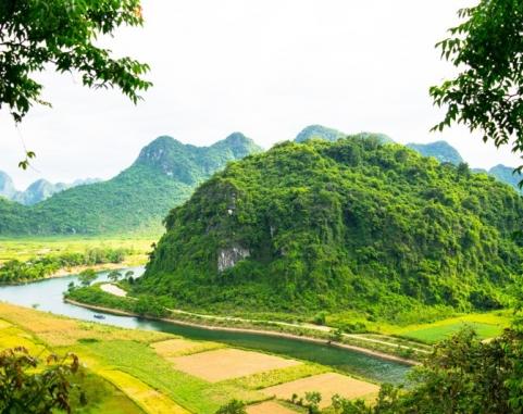 Phong Nha - najväčšia jaskyňa sveta