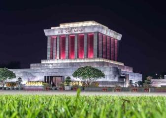 Mauzoleum Ho Chi Ming
