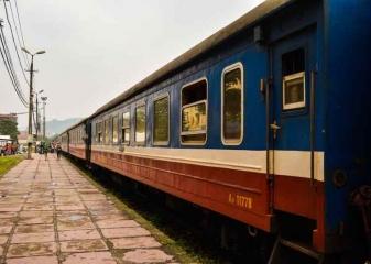 Vlak Vietnam