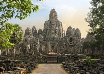 chrám Ankor Wat