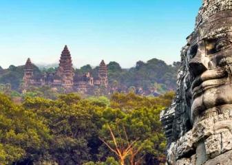 Ankor Wat Kambodza