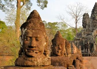 Ankor Wat Kambodža