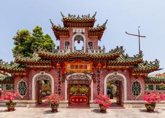 Hoi An, chrám