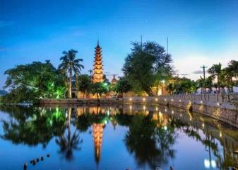 Hanoj Pagoda