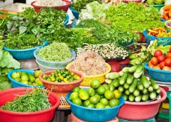 prodejna zeleniny