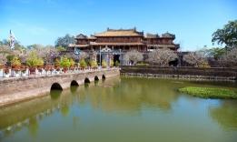 Hue - císarské mesto