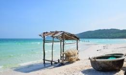pláže Juhočínskeho mora, Vietnam