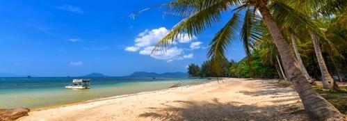 pláže Vietnamu
